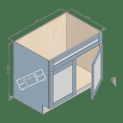 sink cabinet sb36