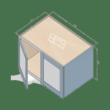 wall cabinet w361824-2