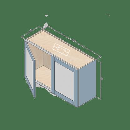 wall cabinet w362212-2