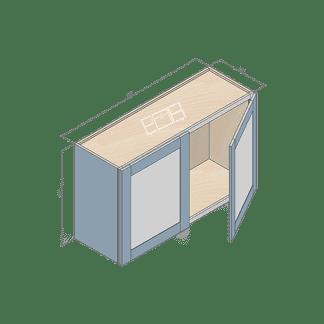 wall cabinet w362212