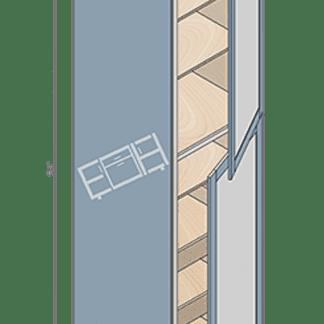 wall pantry wp219424