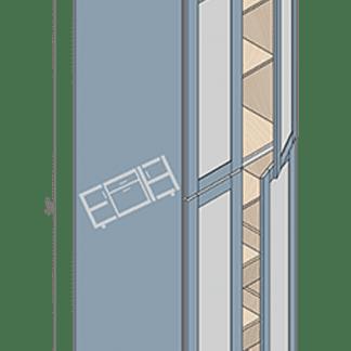 wall pantry wp249424